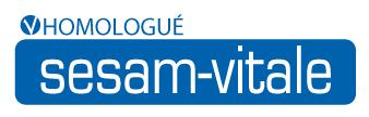 Homologué SESAM-Vitale