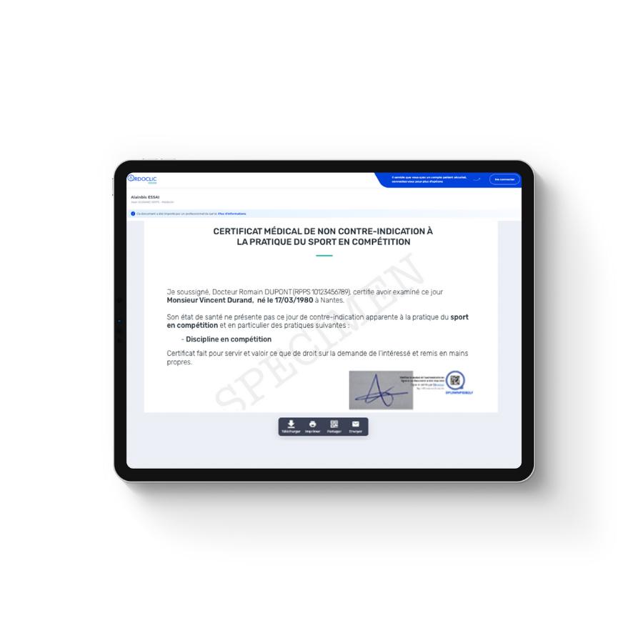 signature-partage-de-documents-securises-au-patient